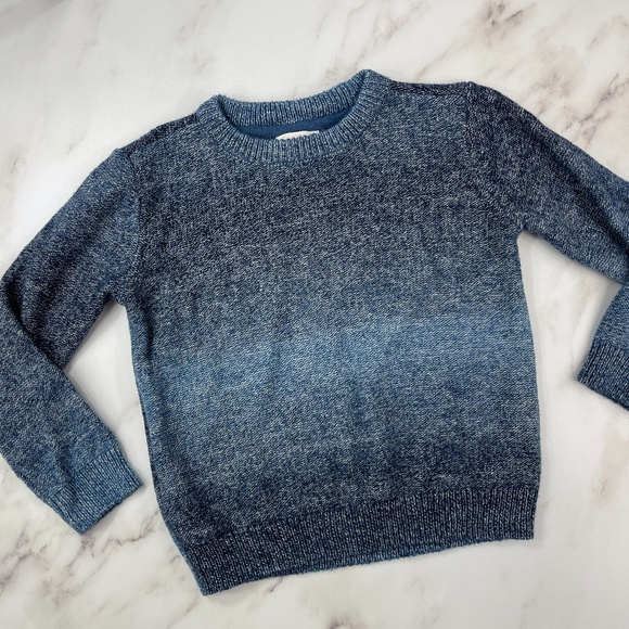Toddler Boy Cat & Jack Ombre Sweater